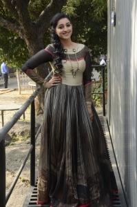 Telugu Actress Mouryaani Latest Cute Pics