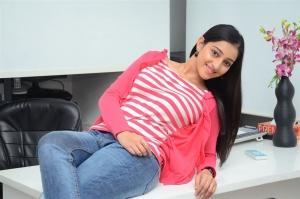 Janaki Ramudu Actress Mouryaani Interview Photos