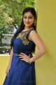 LAW Movie Actress Mouryaani Photoshoot Stills in Blue Dress