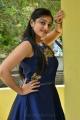 LAW Movie Actress Mouryaani Photoshoot Stills in Blue Dress