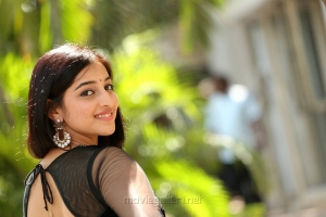 Actress Mouryani HD Images @ LAW Movie Trailer Launch