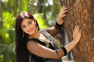 LAW Movie Actress Mouryani HD Images