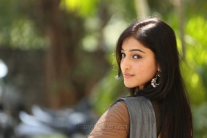 Actress Mouryani Images @ LAW Movie Trailer Launch