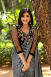Actress Mouryani HD Images @ Love And War Trailer Launch
