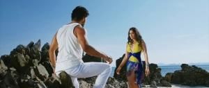Gautham Karthik, Regina Cassandra in Mr Chandramouli Hot Beach Song Images HD