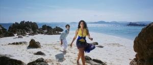 Gautham Karthik, Regina Cassandra Hot in Mr Chandramouli Beach Song Images HD