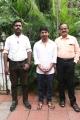 Richard M Nathan, Thiru, Dhananjayan @ Mr Chandramouli Movie Pooja Stills