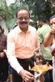 Producer Dhananjayan @ Mr Chandramouli Movie Pooja Stills