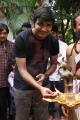 Actor Sathish @ Mr Chandramouli Movie Pooja Stills