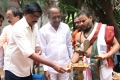 Agathiyan, Mahendran @ Mr Chandramouli Movie Pooja Stills