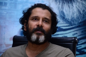 Mr KK Movie Hero Vikram Interview Photos
