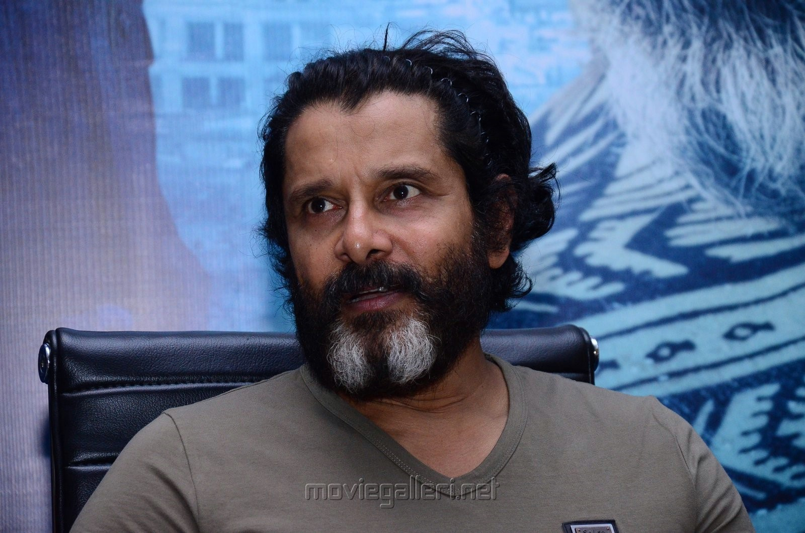 Mr KK Movie Hero Vikram Interview Photos