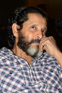 Chiyaan Vikram @ Mr KK Movie Pre Release Function Stills