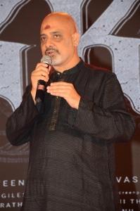 Ramajogayya Sastry @ Mr KK Movie Pre Release Function Stills