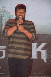 Rajesh M Selva @ Mr KK Movie Pre Release Function Stills