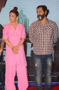 Akshara Haasan, Vikram @ Mr KK Movie Pre Release Function Stills