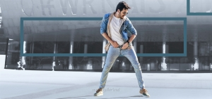 Mr Majnu Movie Actor Akhil Akkineni Stills HD