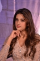 Actress Nidhi Agarwal @ Mr Majnu Movie Success Meet Stills