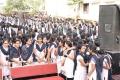 Mr Majnu Movie Team @ ISTS Women's Engineering College Photos