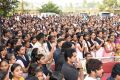 Akhil Akkineni @ Mr Majnu Movie Team @ ISTS Women's Engineering College Photos