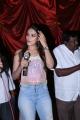 Nidhhi Agerwal @ Mr Majnu Team Theatre Coverage in Hyderabad