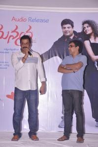 Raja Ravindra at Mr.Manmadha Movie Audio Release Function Photos