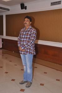 Director Satyam Bellamkonda at Mr.Manmadha Movie Audio Release Photos