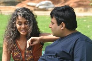 Krishnudu, Sonia Deepti in Mr Manmadha Telugu Movie Stills