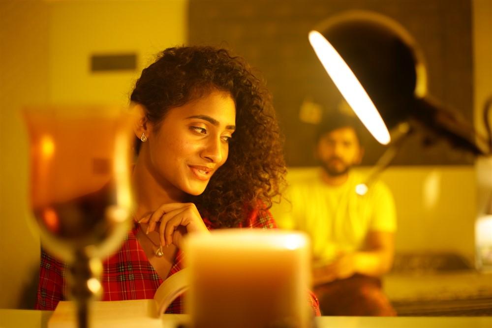 Actress Gnaneswari Kandregula in Mr & Miss Movie Stills