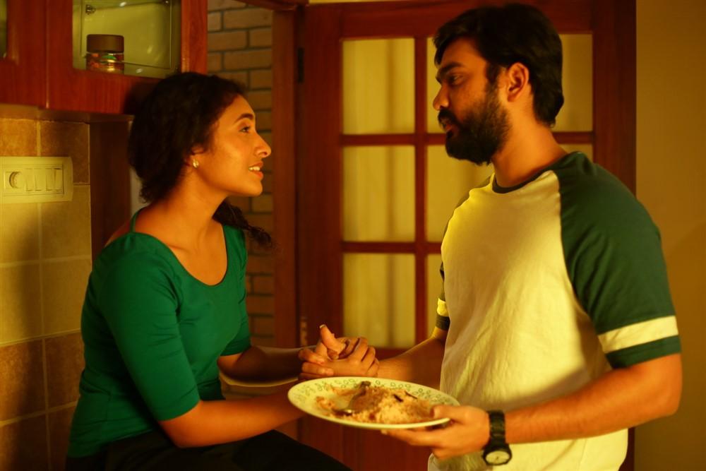 Gnaneswari Kandregula, Sailesh Sunny in Mr & Miss Movie Stills