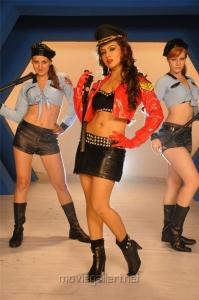 Sana Khan Hot in Mr Nookayya Movie Stills