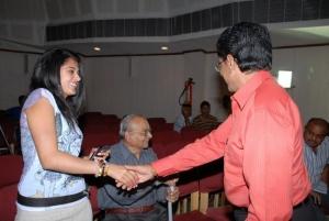 Mr Perfect Movie Success Meet Event Gallery