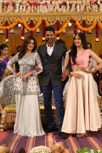 Nikki Galrani, Prabhu Deva, Adah Sharma in Mr Premikudu Movie Stills HD