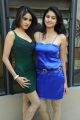 Soni Charista, Simran at Mr Rajesh Movie Press Meet Stills