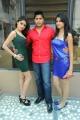 Sony Charishta, Jai Akash, Simran at Mr Rajesh Movie Press Meet Stills