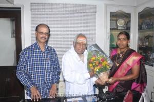 Chozha Nadu Movie Audio Launch Stills
