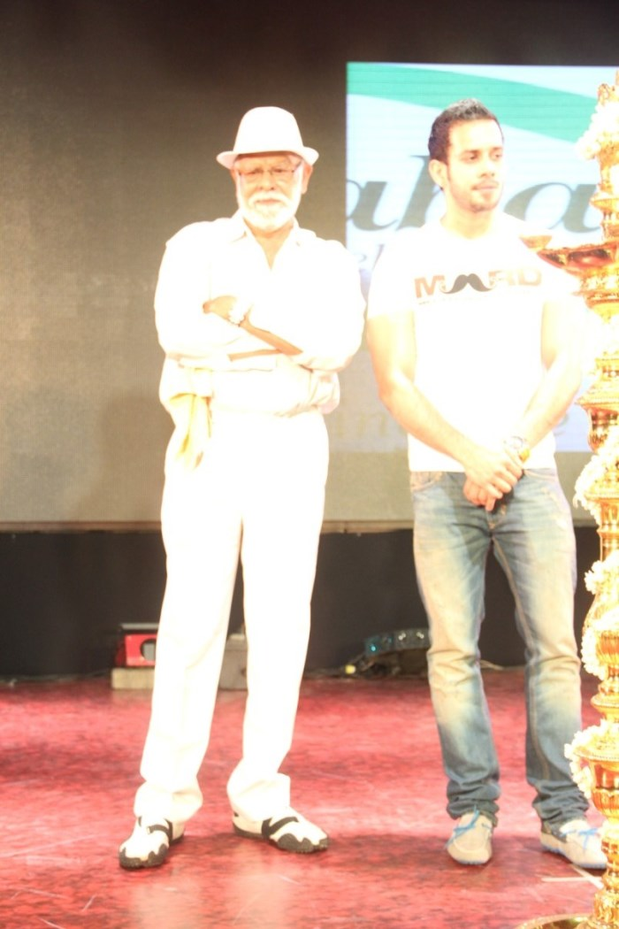 Sundaram, Bharath at MSM Dance School Inauguration Photos