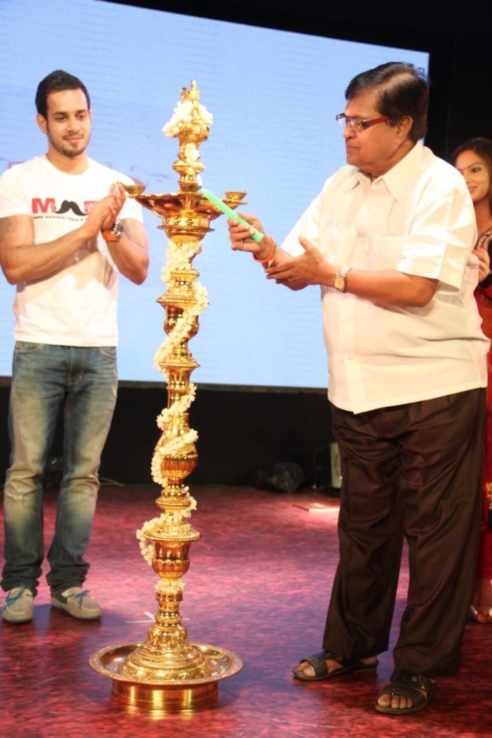 Bharath, Raghuram at MSM Dance School Inauguration Photos