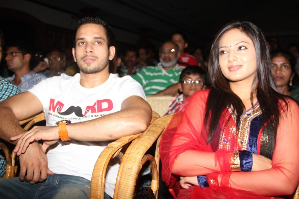 Bharath, Nikisha Patel at MSM Dance School Inauguration Photos