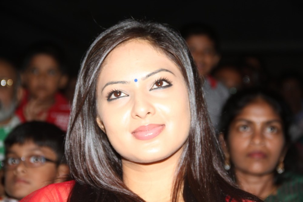 Actress Nikesha Patel at MSM Dance School Inauguration Photos