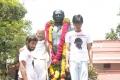 Mudhalvar Mahatma Movie Promotion Stills