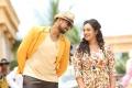 Sudeep, Nithya Menon in Mudinja Ivana Pudi Movie New Photos