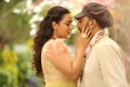 Nithya Menon, Sudeep in Mudinja Ivana Pudi Movie Photos