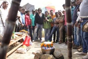 Sudeep, KS Ravikumar @ Mudinja Ivana Pudi Team Pongal Celebrations Stills