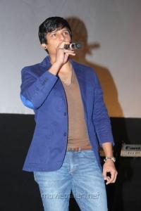 Actor Jeeva at Mugamoodi Audio Launch Stills