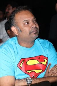 Venkat Prabhu at Mugamoodi Audio Launch Stills