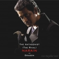 Antagonist Narain as Dragon in Mugamoodi Audio Release Invitation Posters