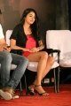 Actress Pooja Hegde at Mugamoodi Press Meet Stills