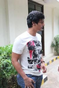 Actor Jiiva at Mugamoodi New Press Meet Stills