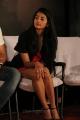 Actress Pooja Hegde at Mugamoodi New Press Meet Stills